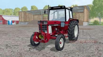 International 955 dual rear pour Farming Simulator 2015