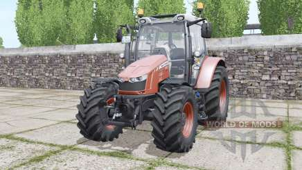 Massey Ferguson 5613 more configurations für Farming Simulator 2017
