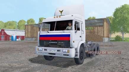 KamAZ 54115 für Farming Simulator 2015