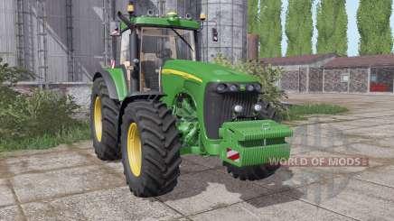 John Deere 8320 für Farming Simulator 2017