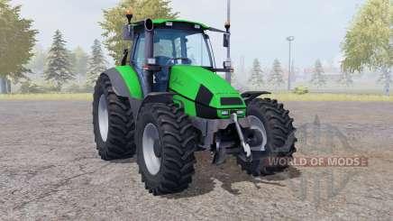 Deutz-Fahr Agrotron 120 Mk3 2001 pour Farming Simulator 2013