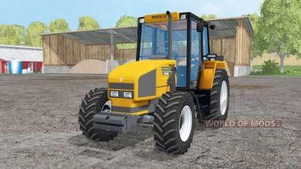 Renault Temis 610 Z loader mounting für Farming Simulator 2015