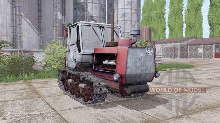 T-150-09 ninasimone-rouge pour Farming Simulator 2017