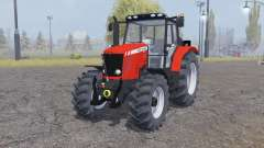 Massey Ferguson 5475 animation parts pour Farming Simulator 2013