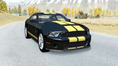 Shelby GT500 v1.1 pour BeamNG Drive