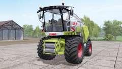 Claas Jaguar 940 wide tyre für Farming Simulator 2017