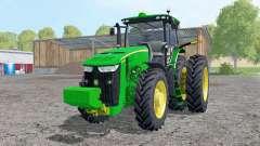 John Deere 8370R double wheels für Farming Simulator 2015
