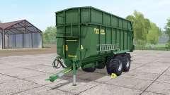 Fortuna FTM 200-6.0 dark lime green pour Farming Simulator 2017