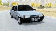 Lada Samara (VAZ 21099) v2.0 für BeamNG Drive