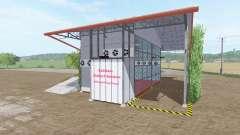 Fish Trout Camp v1.1.1 für Farming Simulator 2017