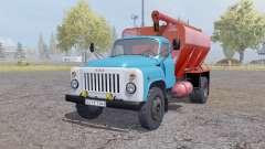 GAZ 53 ZSK für Farming Simulator 2013