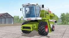 Claas Dominator 208 Mega wheels selection für Farming Simulator 2017