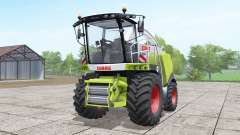 Claas Jaguar 970 interactive control für Farming Simulator 2017