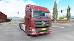 Foton Auman GTL 2012 für Euro Truck Simulator 2