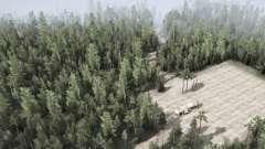 The Forgotten Hills pour MudRunner