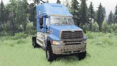 Sterling A9500 Dragon blue v1.4 für Spin Tires