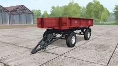 2ПТС-mäßig 4-rot für Farming Simulator 2017