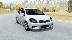 Toyota Vitz RS 5-door (P10) 2000 pour BeamNG Drive