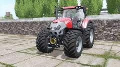 Case IH Optum 270 CVX design configurations für Farming Simulator 2017