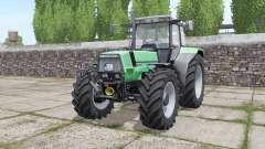 Deutz-Fahr AgroStar 6.71 narrow twin wheels für Farming Simulator 2017
