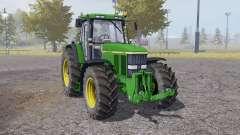 John Deere 7810 animation parts für Farming Simulator 2013