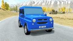 UAZ Antigene für BeamNG Drive