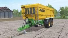 Jøskin Trans-Space 7000-27 für Farming Simulator 2017