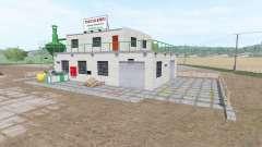 Atelier de menuiserie, v1.1 pour Farming Simulator 2017