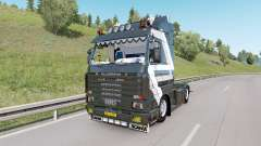 Scania 143M V8 420 custom für Euro Truck Simulator 2