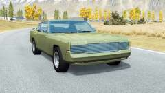 Gavril Barstow coupe v2.7.5 pour BeamNG Drive