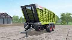 Claas Cargos 750 für Farming Simulator 2017