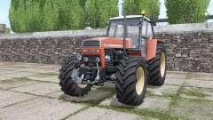 Ursus 1224 realistic smoke für Farming Simulator 2017