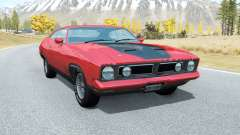 Ford Falcon 351 GT (XB) hardtop 1973 v1.1 pour BeamNG Drive