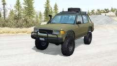 Gavril Roamer off-road parts pour BeamNG Drive