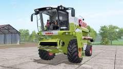 Claas Dominator 208 Mega interactive control für Farming Simulator 2017