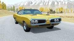 Dodge Coronet RT (WS23) 1970 v3.3 für BeamNG Drive