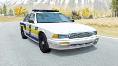 Gavril Grand Marshall Puerto Rico Police für BeamNG Drive