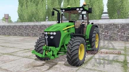 John Deere 7830 animation parts für Farming Simulator 2017