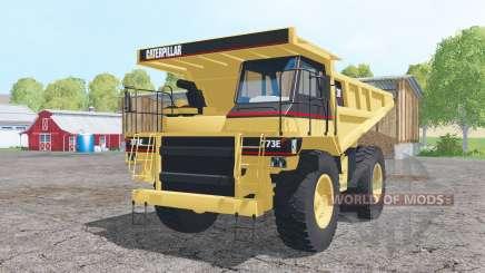 Caterpillar 773E 2002 pour Farming Simulator 2015