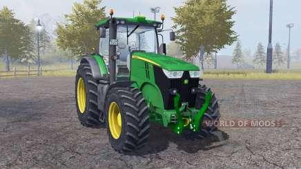 John Deere 7200R animation parts für Farming Simulator 2013