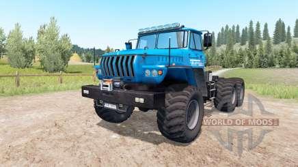 Ural 44202-0311-31 v6.0 für Euro Truck Simulator 2