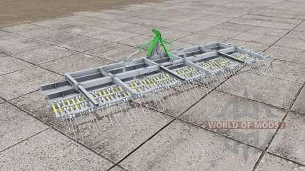 Joskin Scariflex 720 pour Farming Simulator 2017