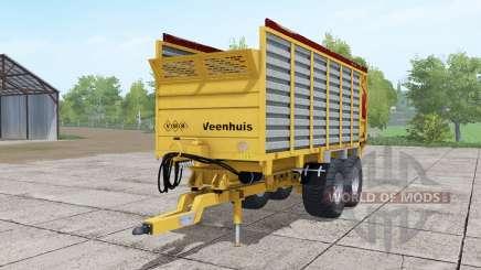 Veenhuis W400 soft orange pour Farming Simulator 2017