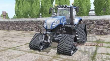 New Holland T8.320 crawler pour Farming Simulator 2017