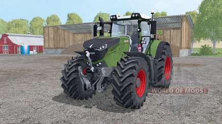 Fendt 1050 Vario wheels weights pour Farming Simulator 2015