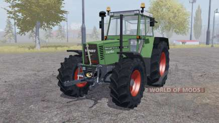 Fendt Favorit 615 LSA Turbomatic double wheels für Farming Simulator 2013