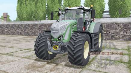 Fendt 933 Vario S4 more options für Farming Simulator 2017