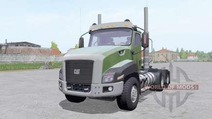 Caterpillar CT660 tractor 6x6 2011 pour Farming Simulator 2017