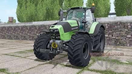 Deutz-Fahr Agrotron 7210 TTV Goodyear tyres für Farming Simulator 2017