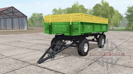 2ПТС-4 vert clair pour Farming Simulator 2017